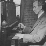 Arthur Henkel Playing Ward Belmont Carillon In 1949