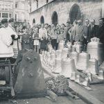 Blessing Of The Michiels Bells In 1950 By Dean G. Van Overmeire