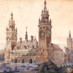 Peace Palace Prize Winning Design By Louis Cordonnier