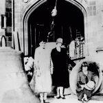 Three Ladies And Three Bells [University Of Sydney Archives]