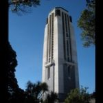 External View Of The Art Deco Carillon Tower