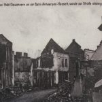 German Postcard, Showing The Destruction Of Aarschot