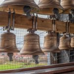 4.	Some Of The Treble Bells Of The Peace Carillon (photo: Andreas Dill)