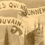French Propaganda Document About The Broken Bells Of Leuven