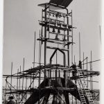 Construction Works On The Freedom Carillon