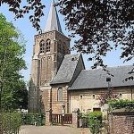 Outside View Of The Old St. Willibrord Church