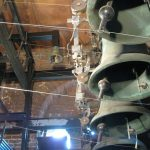 Several Bells, With The Clappers For Manual Playing And The Hammers For The Automatic Playing System