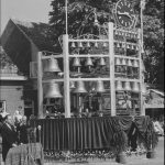 The Presentation Of The Carillon In Asten On 16 June 1951